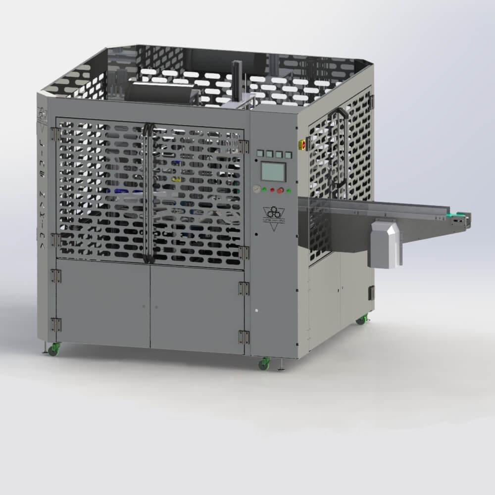 Plastic Bowl Filling & Sealing Machines