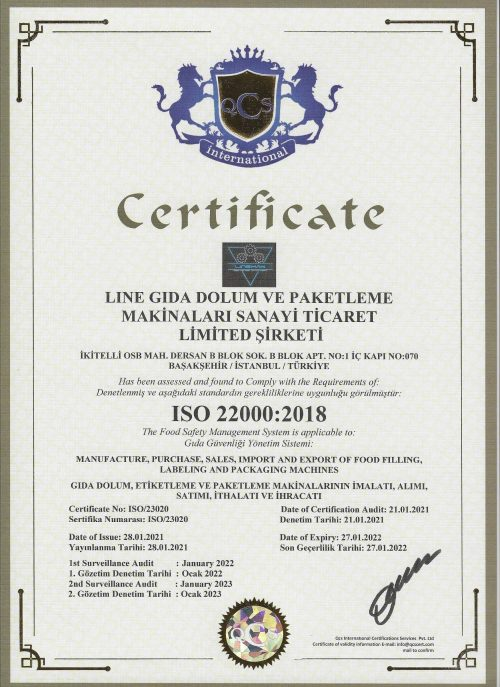 line-makina-about-us-certificate